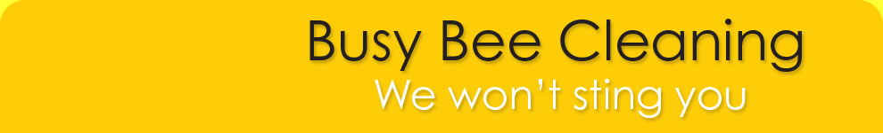 Busy Bee Banner